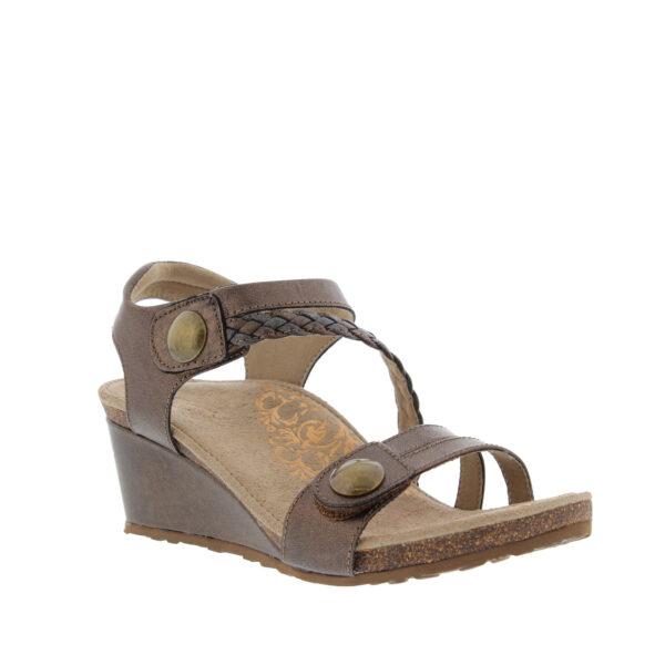 Aetrex Naya Wedge Sandal