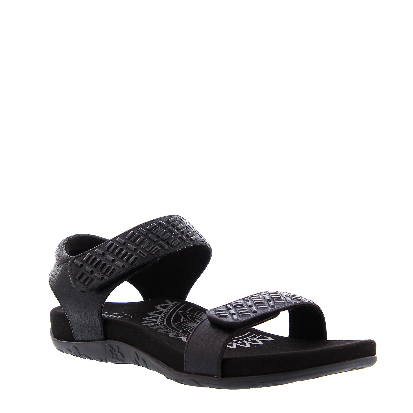 Aetrex Marcy Walking Sandal