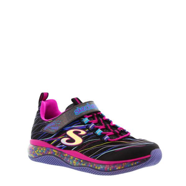 Skechers Jumpin Dots Runner Velcro