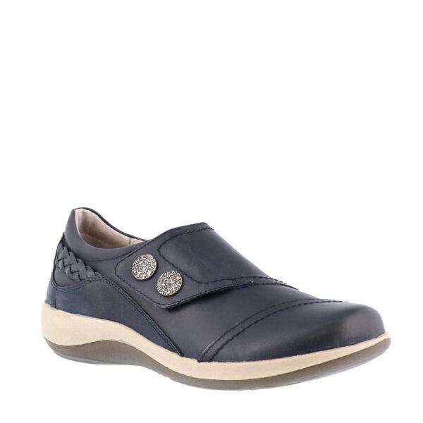 Aetrex Karina Monk Strap Shoe